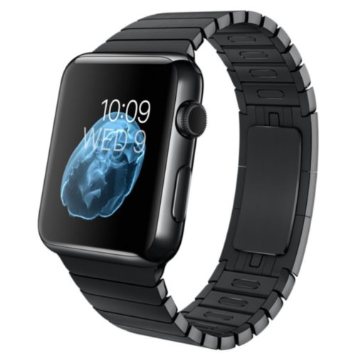 Ремінець для Apple Watch 42mm Link Bracelet Series 1:1 Original (Black)