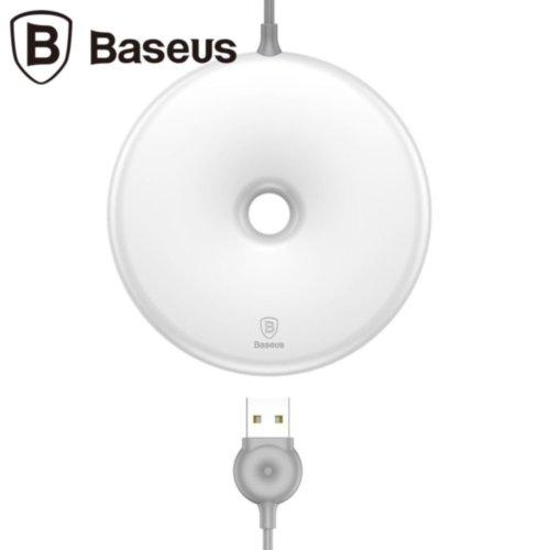 Бездротова Зарядка Baseus Donut Series (White)